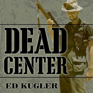 Dead Center audiobook cover art