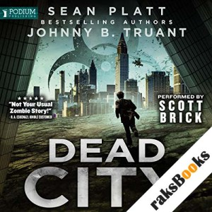 Dead City, Book 1 audiobook cover art