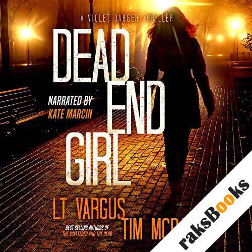 Dead End Girl audiobook cover art