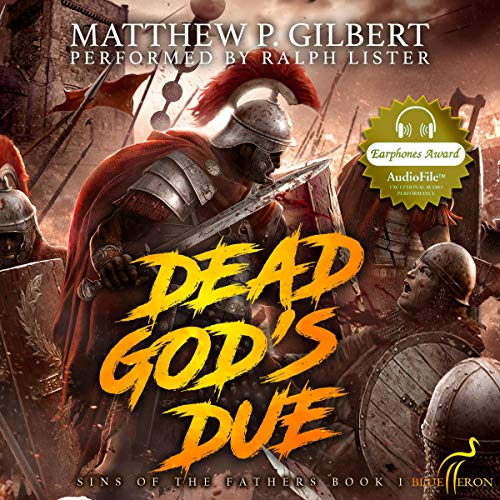 Dead God's Due audiobook cover art