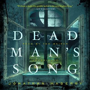 Dead Man's Song audiobook cover art