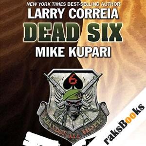 Dead Six audiobook cover art