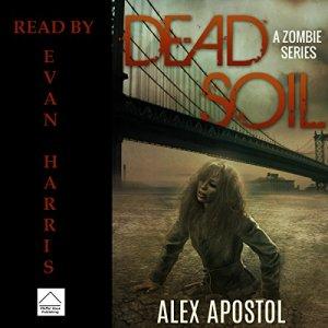 Dead Soil audiobook cover art