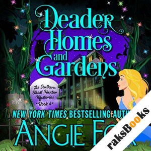 Deader Homes and Gardens audiobook cover art