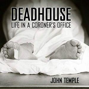 Deadhouse audiobook cover art