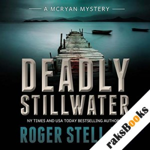 Deadly Stillwater audiobook cover art
