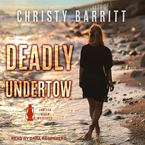 Deadly Undertow audiobook cover art