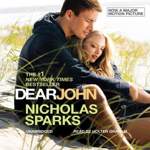 Dear John audiobook cover art