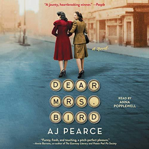 Dear Mrs. Bird audiobook cover art
