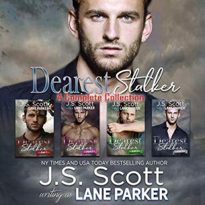 Dearest Stalker audiobook cover art