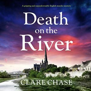 Death on the River audiobook cover art