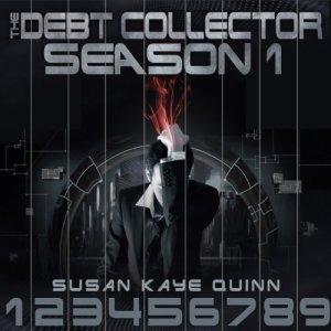 Debt Collector Season One audiobook cover art