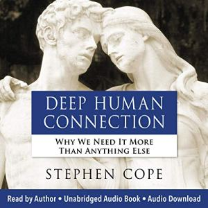Deep Human Connection audiobook cover art