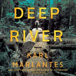 Deep River audiobook cover art