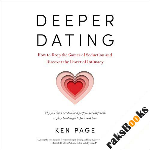 Deeper Dating audiobook cover art