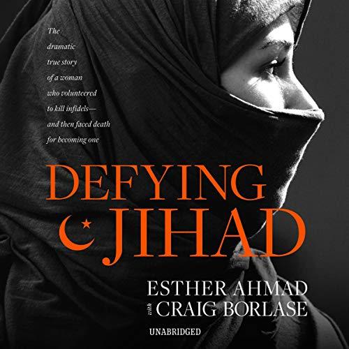 Defying Jihad audiobook cover art