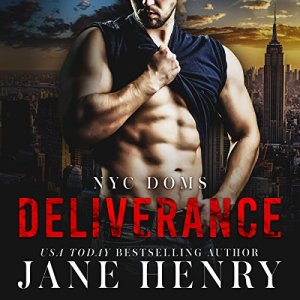Deliverance audiobook cover art