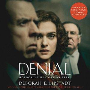 Denial [Movie Tie-in] audiobook cover art