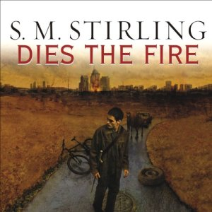 Dies the Fire audiobook cover art