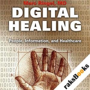 Digital Healing audiobook cover art