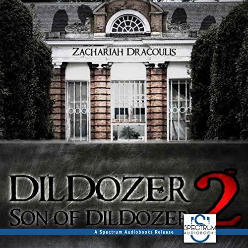 DilDozer 2 audiobook cover art