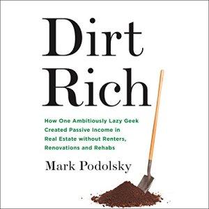 Dirt Rich audiobook cover art
