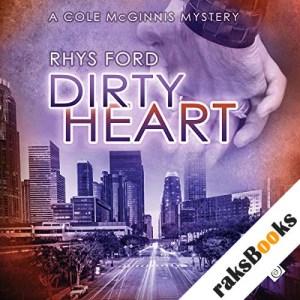Dirty Heart audiobook cover art