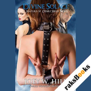 Divine Solace audiobook cover art