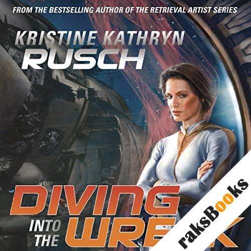 Diving into the Wreck audiobook cover art