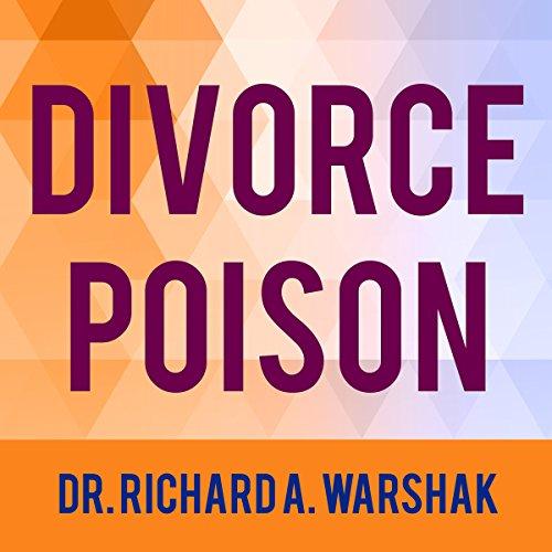 Divorce Poison audiobook cover art