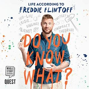 Do You Know What? audiobook cover art