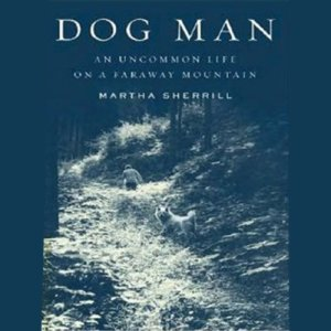 Dog Man audiobook cover art
