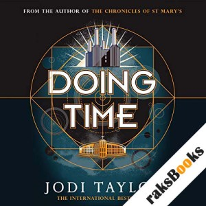 Doing Time audiobook cover art