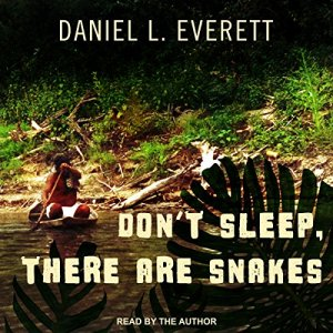 Don't Sleep, There Are Snakes audiobook cover art