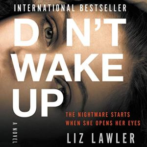 Don't Wake Up audiobook cover art