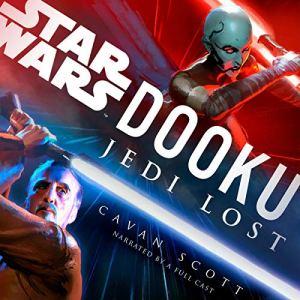 Dooku: Jedi Lost (Star Wars) audiobook cover art