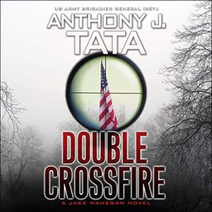 Double Crossfire audiobook cover art