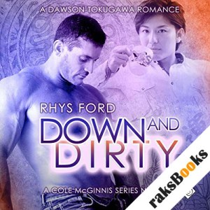 Down and Dirty audiobook cover art