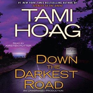 Down the Darkest Road audiobook cover art