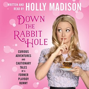 Down the Rabbit Hole audiobook cover art