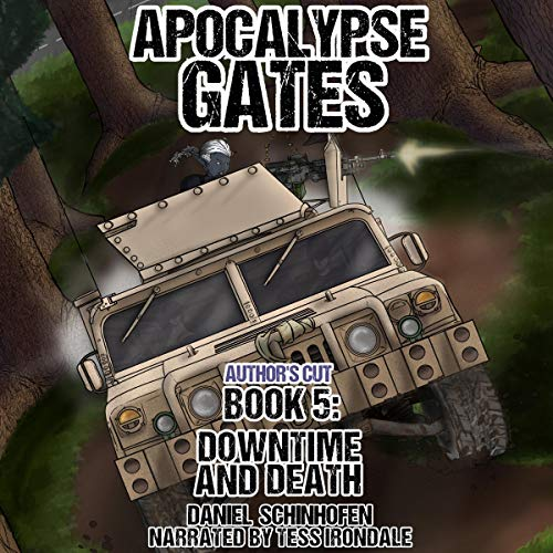 Downtime and Death audiobook cover art