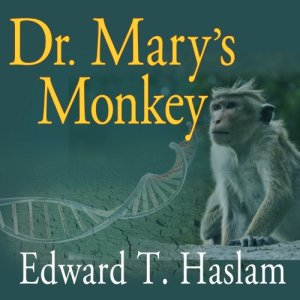 Dr. Mary's Monkey audiobook cover art
