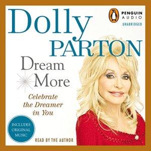 Dream More audiobook cover art