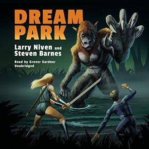 Dream Park audiobook cover art