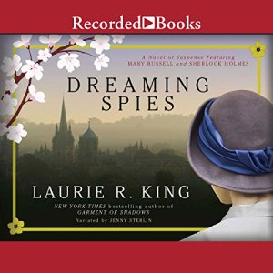 Dreaming Spies audiobook cover art