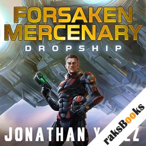 Dropship audiobook cover art