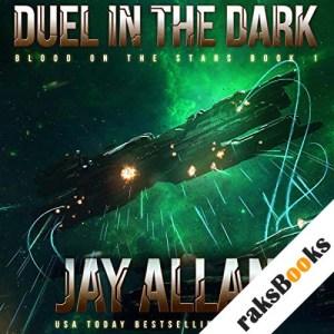 Duel in the Dark audiobook cover art