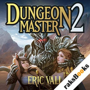 Dungeon Master 2 audiobook cover art