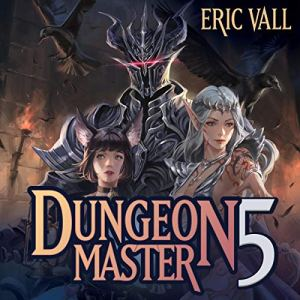 Dungeon Master 5 audiobook cover art