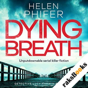 Dying Breath audiobook cover art